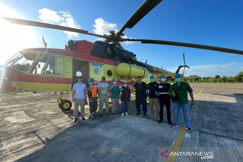 PABOI evakuasi pasien patah tulang di lokasi bencana NTT