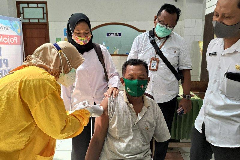 100 warga disabilitas di Tulungagung ikuti vaksinasi COVID-19