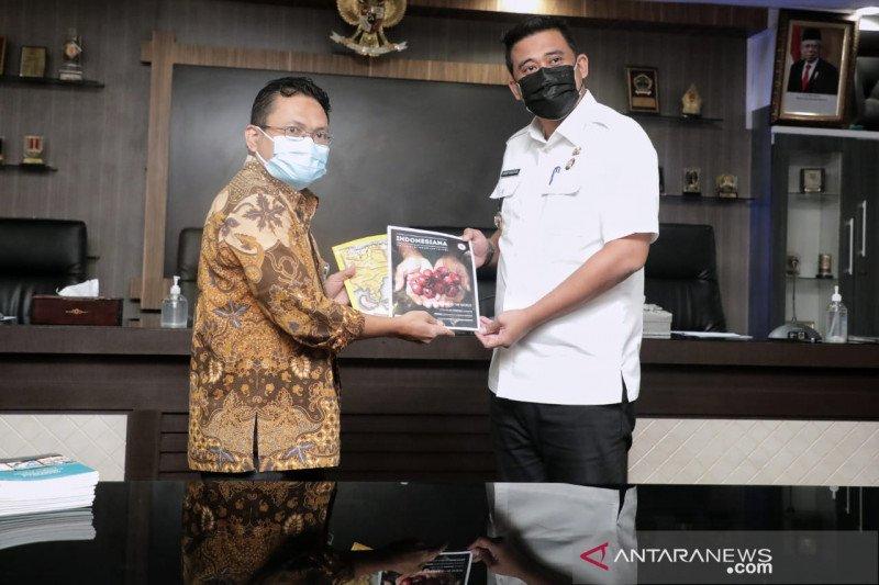 """Festival Jalur Rempah jadi momen kenalkan Medan """"The Kitchen of Asia"""""""