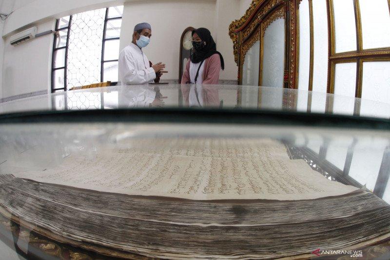 Al Quran peninggalan Raja Paku Buwono X