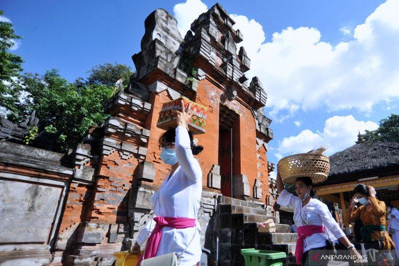 Hari Raya Galungan di Denpasar