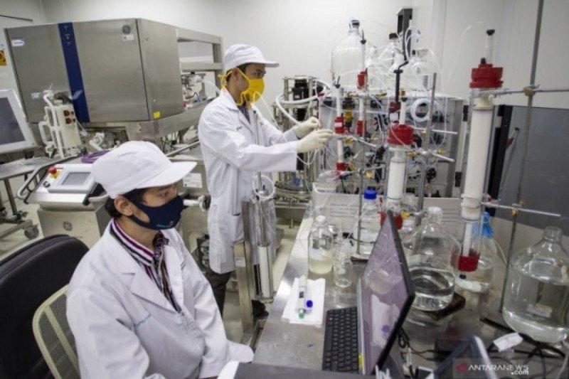 Kemarin, waspadai cuaca ekstrem hingga produksi vaksin Merah Putih
