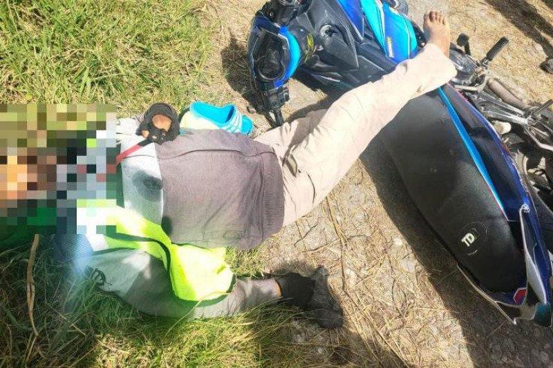 Aparat TNI/Polri kejar pelaku penembakan pengojek di Puncak