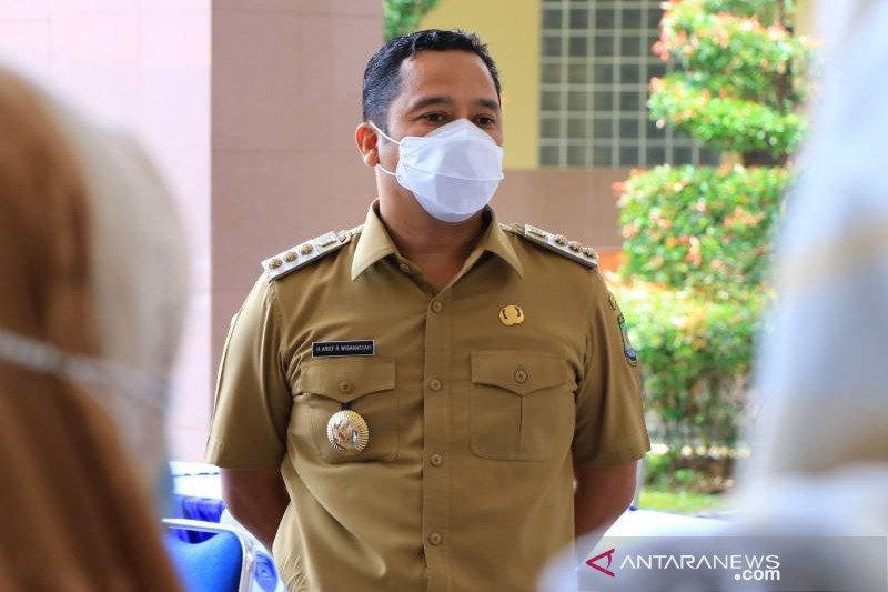 2.500 guru di Kota Tangerang ikuti vaksinasi di hari pertama puasa