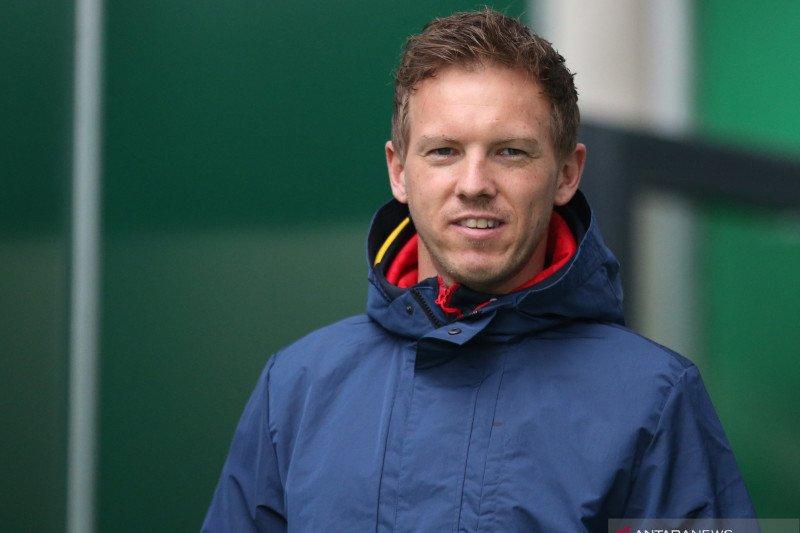 Julian Nagelsmann bantah akan gantikan Hansi Flick di Bayern Muenchen