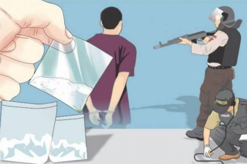 Oknum anggota DPRD Tanah Laut jadi tersangka peredaran narkoba