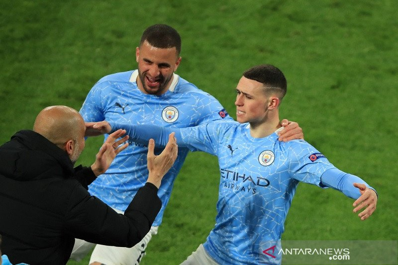 Capai semifinal Champions, Pep sebut City terus membangun sejarah
