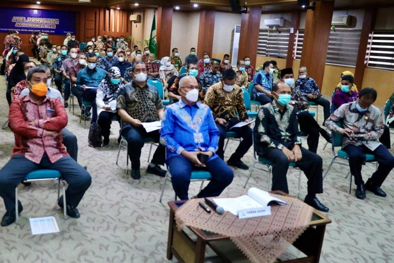 Pemerintah Aceh melarang ASN buka puasa bersama