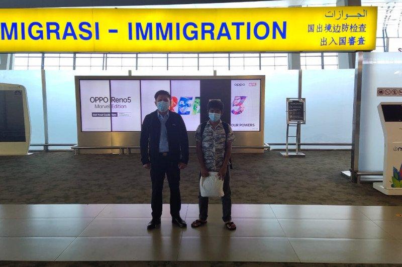 Imigrasi Sulsel sejak Januari sudah mendeportasi tiga WN Malaysia