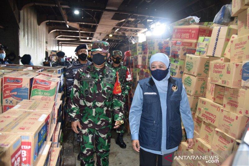 KRI Tanjung Kambani antar bantuan untuk korban bencana NTT