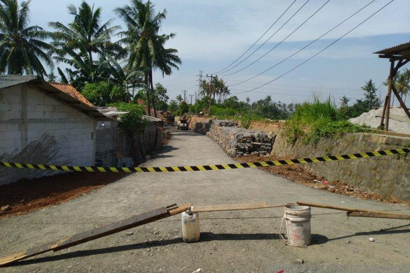 Pemkab Tangerang bangun jalan alternatif di Desa Tanjung Burung