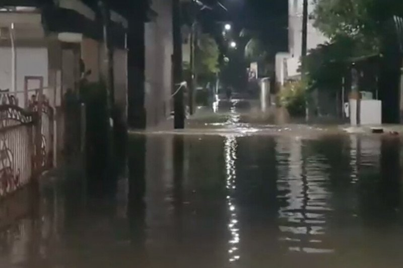 Riza sebut banjir Cipinang Melayu akibat pembangunan GBK