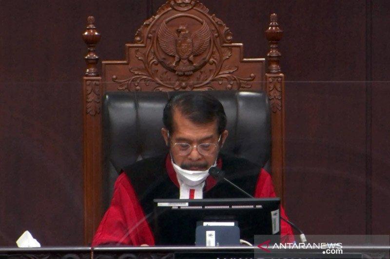 MK: Peristiwa hukum Orient Kore belum pernah terjadi sebelumnya
