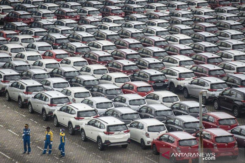 Penjualan mobil baru melesat 72,6 persen berkat PPnBM