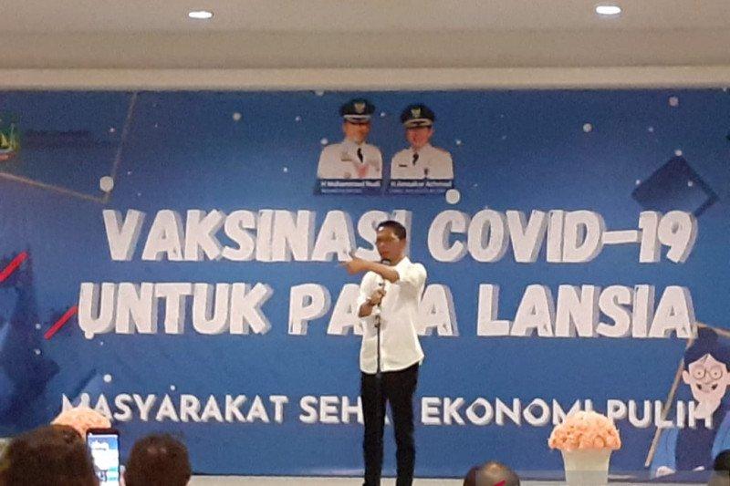 Wakil Wali Kota Batam dikabarkan positif COVID-19