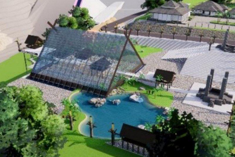 PUPR kembangkan konsep taman ekowisata di Bendungan Sukamahi Bogor