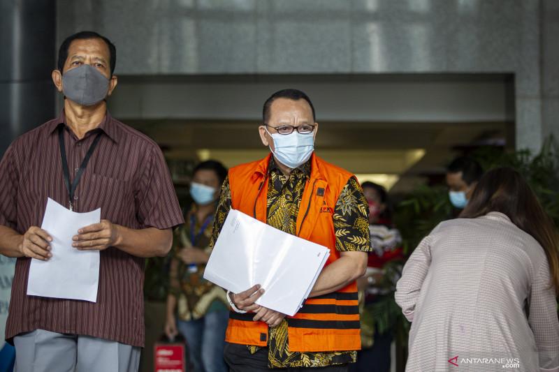 KPK ajukan kasasi terhadap putusan banding bekas Sekretaris MA Nurhadi