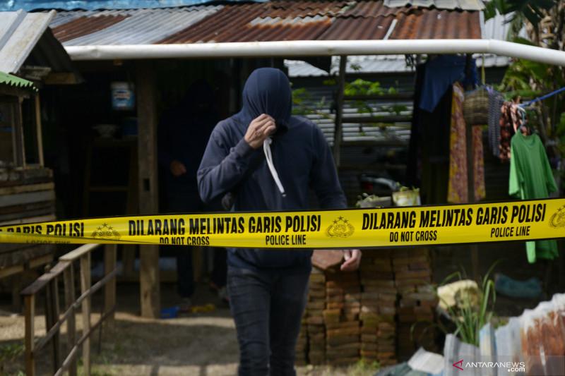 Polisi: Terduga teroris ditembak mati karena melawan