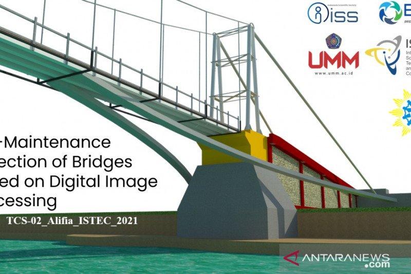 """""""Smart cam bridge"""" antar mahasiswa UMM sabet juara di ajang ISTEC 2021"""