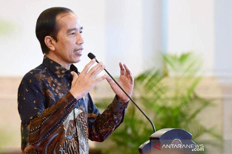Jokowi ingatkan jabatan kepala daerah merupakan tanggung jawab besar