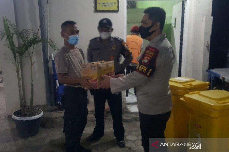 Polisi telusuri kasus penemuan mayat bayi dalam kardus di Mataram