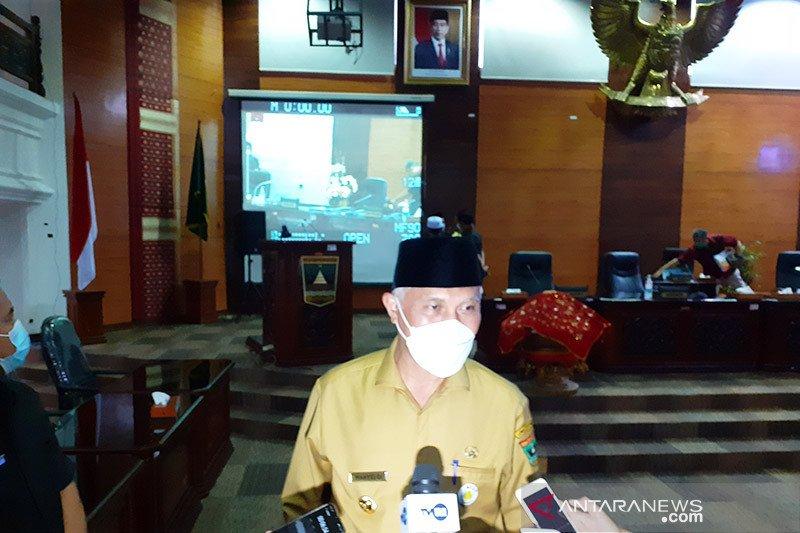 Gubernur Sumbar minta perantau tahan diri tak mudik saat Idul Fitri