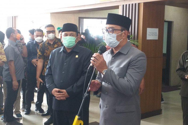 Pemprov-DPRD Jabar setujui pemekaran Bogor Timur dan Indramayu Barat