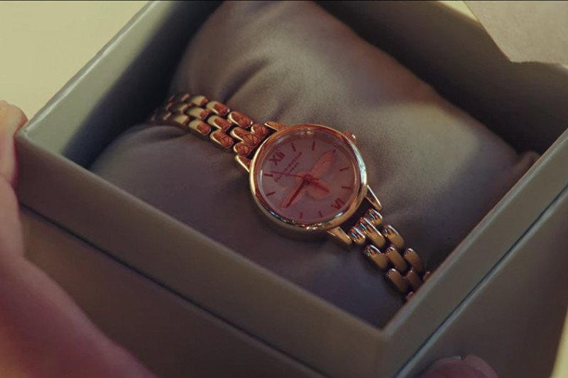 Jam tangan Park Shin-hye