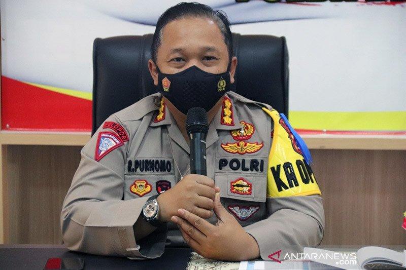 Polda Banten siapkan 16 titik posko penyekatan larangan mudik Lebaran