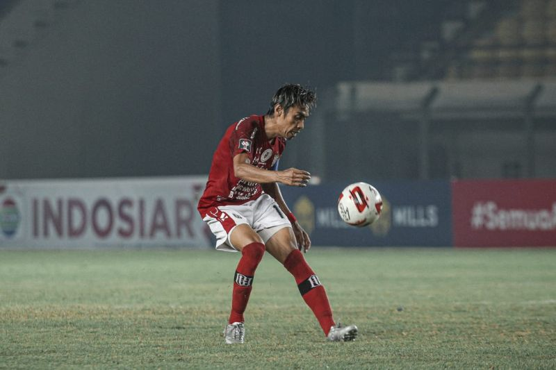 Kapten Bali United antusiastis sambut latihan saat Ramadan