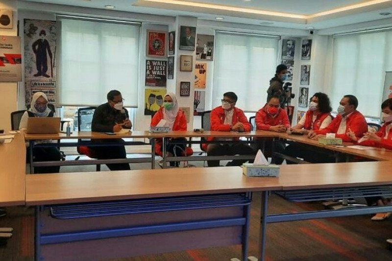 KPK dorong PSI kuatkan nilai integritas melalui pendidikan antikorupsi