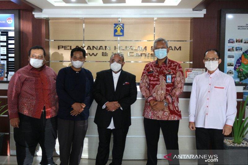 "Komisi III DPR apresiasi program ""eazy passport"" di masa pandemi"