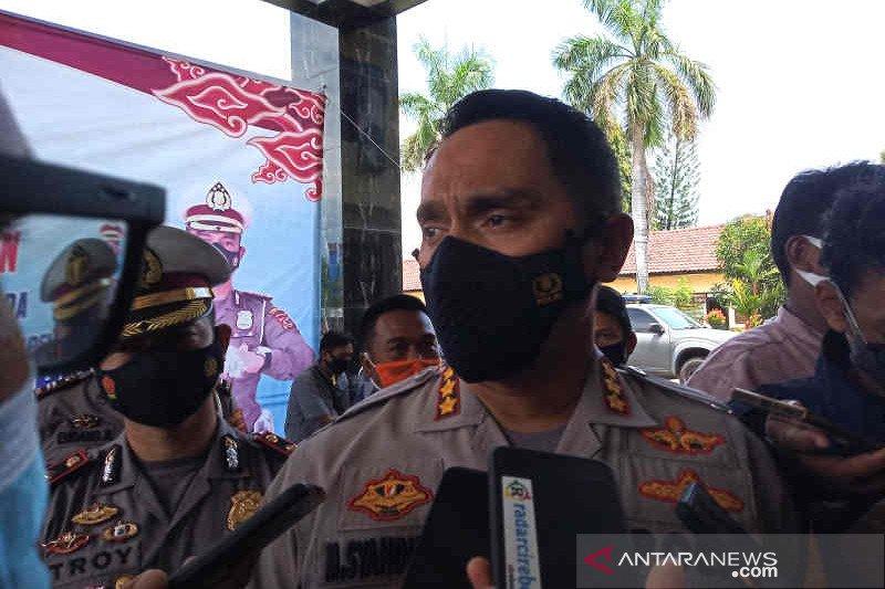 Polresta Cirebon antisipasi pemudik lewati