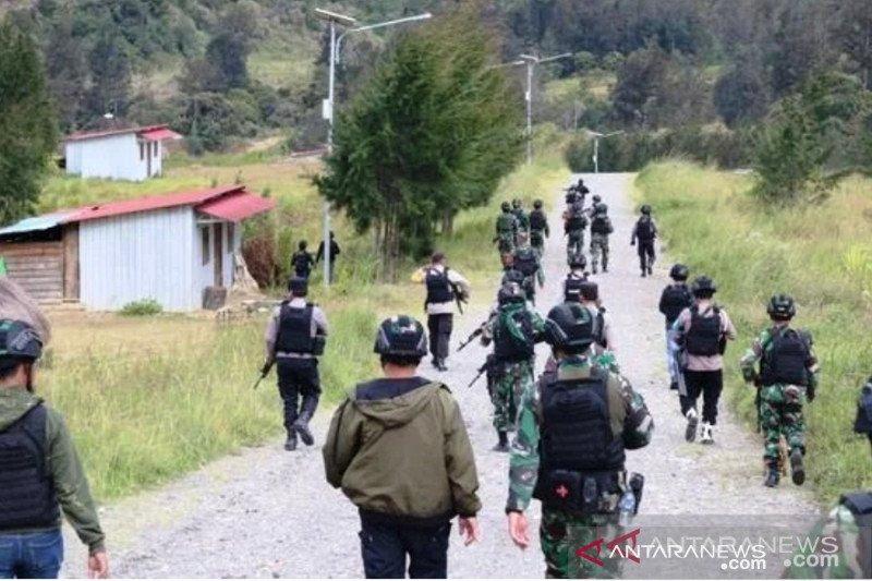 Satgas Nemangkawi TNI/Polri berhasil kendalikan situasi Beoga Puncak