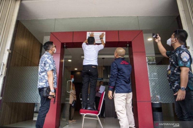 Kejati Sumsel sita aset tersangka korupsi Masjid Sriwijaya