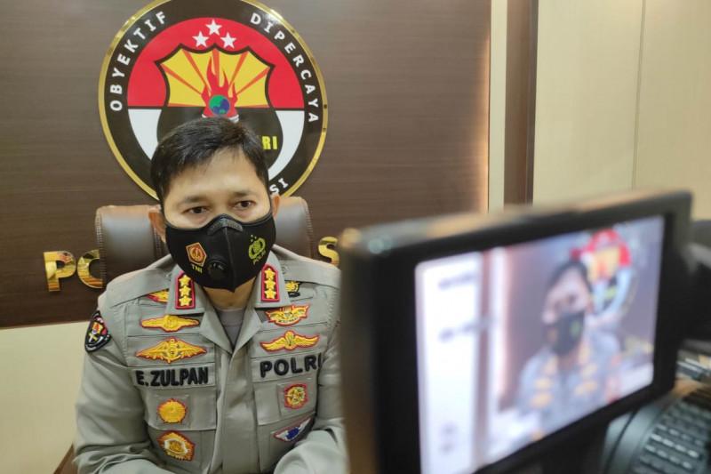 Polisi amankan 4 replika senjata api di rumah MT