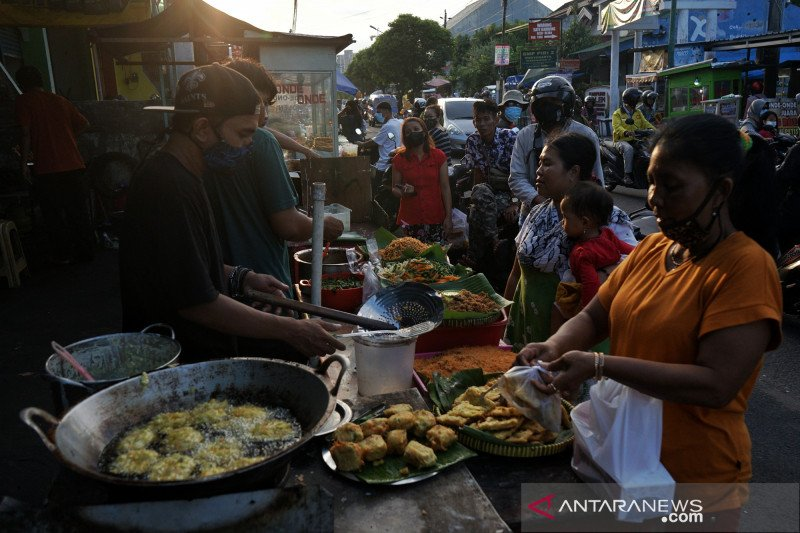 Yogyakarta ingatkan perketat pelaksanaan prokes di Pasar Ramadhan