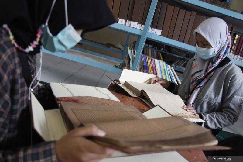 Perpusnas ingin menumbuhkan budaya menulis untuk menguatkan literasi