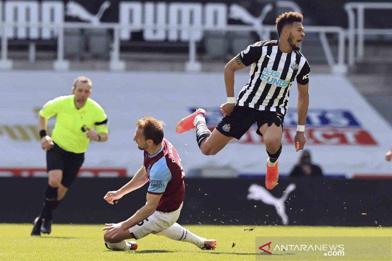 Liga Inggris: Newcastle United tundukan tamunya West Ham United 3-2