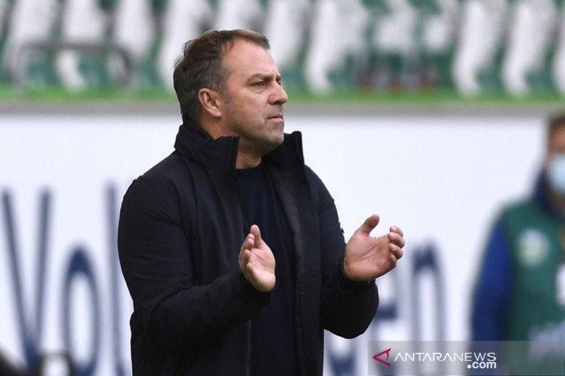 Asosiasi sepak bola Jerman akan bicara soal timnas dengan Hansi Flick