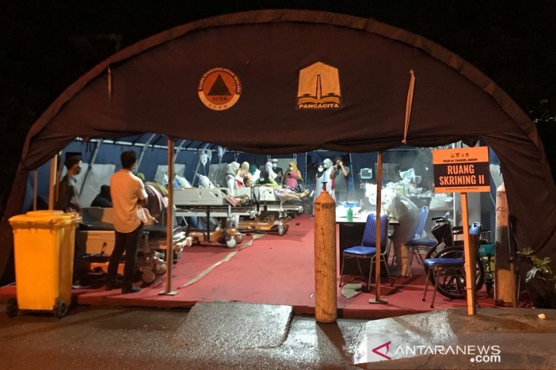Satgas: Warga Aceh sembuh COVID bertambah 113 orang