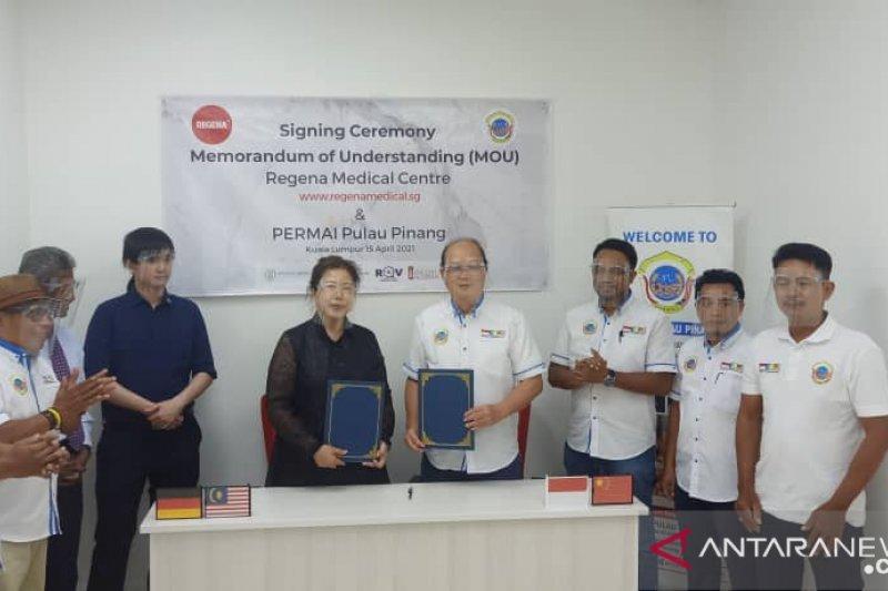 Regena Medical Centre gandeng Permai Penang dalam bidang kesehatan