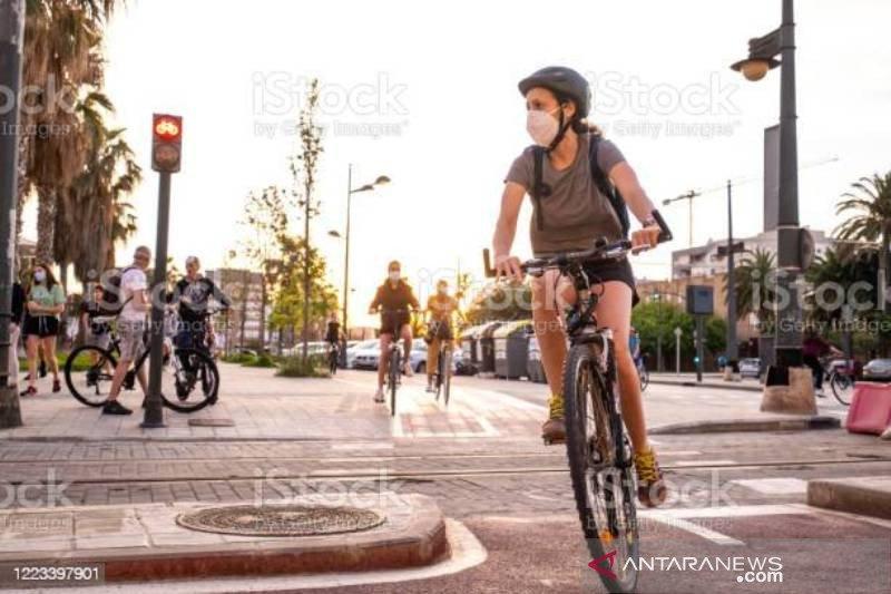 Formasindo berikan kiat aman bersepeda saat berpuasa