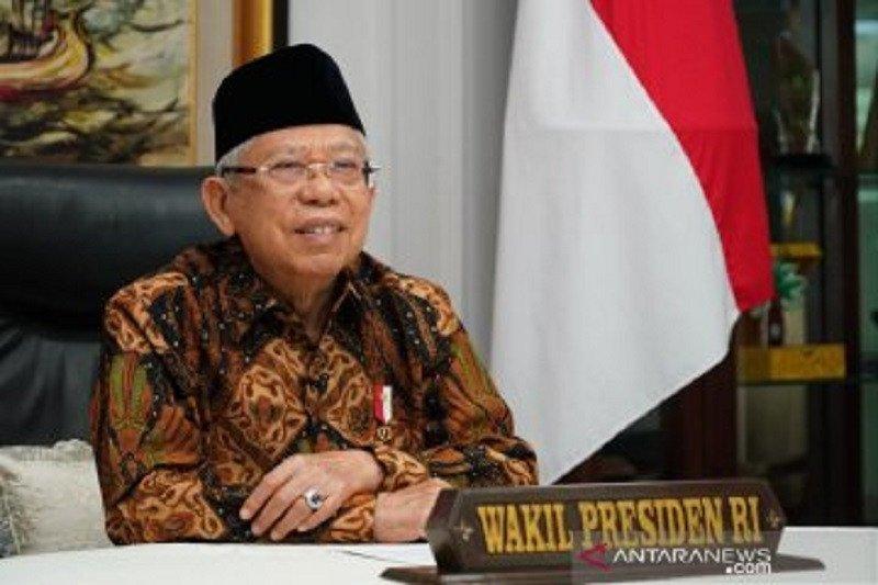 Wapres dukung Bank Riau Kepri jadi bank syariah