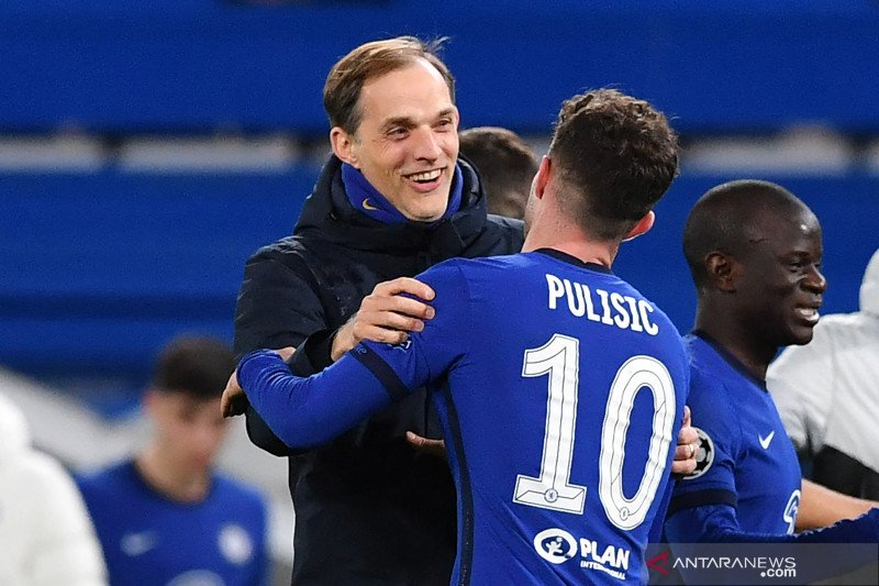 Singkirkan City, Thomas Tuchel sangat bangga dengan pemain Chelsea