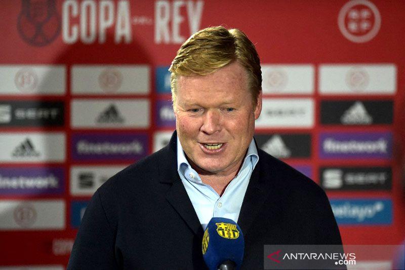 Ronald Koeman kini fokus buru status juara La Liga