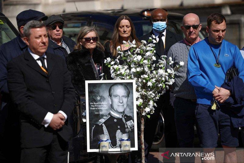 Pemakaman Pangeran Philip di London