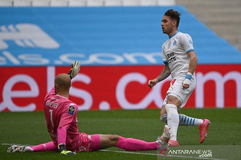 Pol Lirola antar Marseille menang dramatis atas Lorient