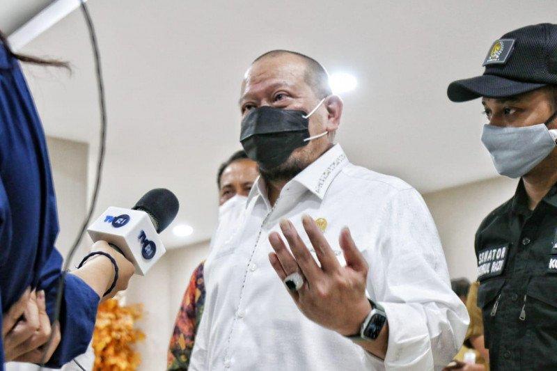 Ketua DPD RI minta kendala penyaluran gas industri ke Jatim diatasi