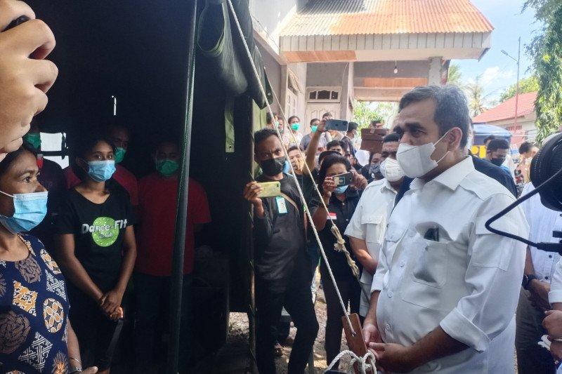 Gerindra siap bantu percepat relokasi korban bencana alam di Kupang